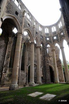 Le choeur de l'Eglise abbatiale de Hambye - Manche - Basse Normandie   by Philippe_28 (maintenant sur ipernity)