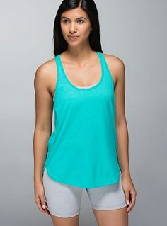 c41af5ea97880 105f singlet heathered blue tropics size 10 Hot Yoga