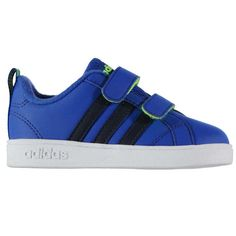 adidas | adidas Advantage Leather Infant Boys Trainers | Kids Trainers
