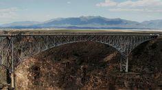 Bridging the Gap - Rio Grande Gorge Bridge near Taos New Mexico -Traveler Photo Contest 2012 - National Geographic