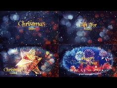 Christmas Slides | After Effects template