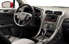 The 2015 Ford Fusion | Interior Photo Gallery | Ford.com | My Birthday  Gifts!!! | Pinterest | Interior Photo, Ford And Cars
