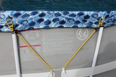 Installing replacement liner inside of Intex metal frame - Page 5 Diy Pool, Diy Patio, Patio Ideas, Pool Liner Replacement, Metal Pool, Empty Pool, Cheap Pool, Free Pool, Pool Liners