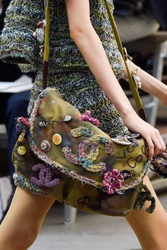 Обзор Buro 24/7: Chanel, весна/лето — 2015, Buro 24/7