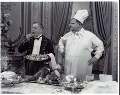 STAN LAUREL AND HARDY OLIVER NOTHING BUT TROUBLE