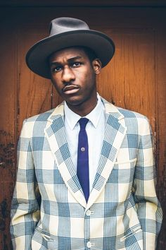 // Leon Bridges. Photo by @rambo