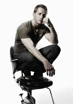 Josh Dallas - His deliciousity runneth over. Just WOW! See him in Thor and ABC's Once Upon a Time
