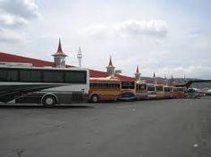 Terminal de pasajeros Big Low Center
