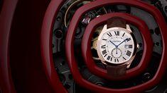 Introducing the new Drive de Cartier watch | Pink gold
