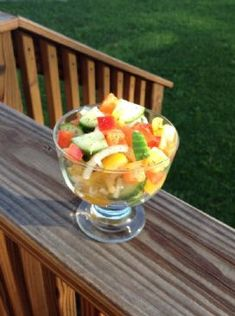 Cucumber Tomato Salad Recipe via @SparkPeople