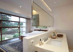 Inspiring designs bathroom. The bathroom is an important space to always be in a home, whether for personal use (located inside the bedroom)