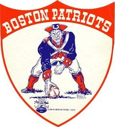 42 years ago they were renamed the New England Patriots