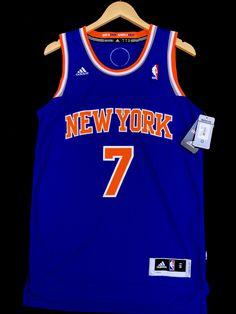 Carmelo Anthony New York Knicks Adidas Swingman NBA Jersey Small e3159ba02