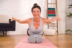 Set Your Kids Up With This 12-Minute Yoga Flow ... And Go Take A Breather