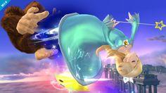 Super Smash Bros. for Nintendo 3DS / Wii U: Rosalina & Luma vs. DK