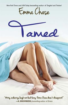 """Stop me if you've heard this one before: girl meets player, they fall in love, player changes his ways. It's a good story. But it's not our story. Ours is a lot more colorful."" Tamed is the third contemporary romance novel in Emma Chase's hot and heavy Tangled series."