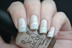 Nails by Kayla Shevonne: Pinterest Week - Delicate Feathers