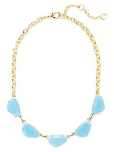 Classic Stone Necklace by Gerard Yosca at Gilt