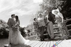 Cornish Tipi Weddings - at the lake
