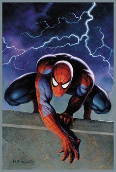 Spider-man by Alex Horley