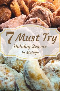 Have Some Sweets From Malaga For Dessert! Delicious Desserts, Dessert Recipes, Yummy Food, Spanish Desserts, Malaga, Sweet Tooth, Sweet Treats, Food And Drink, Sweets