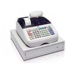 Caja Registradora Olivetti ECR 8100 - cajasregistradoras.com