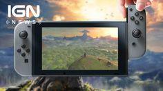 Zelda: Breath of the Wild Reportedly Runs Better in Handheld Mode - IGN News - http://gamesitereviews.com/zelda-breath-of-the-wild-reportedly-runs-better-in-handheld-mode-ign-news/
