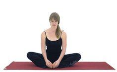 Yin Yoga: Butterfly Pose