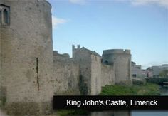 About Limerick Genealogy King John, Genealogy, Ireland, This Is Us, Castle, Mansions, House Styles, Photos, Mansion Houses