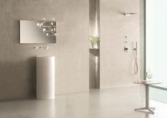 douche à l'italienne image salle de bain design