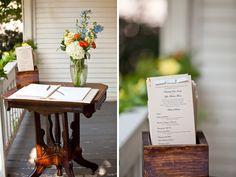 Chestnut Square Wedding ideas