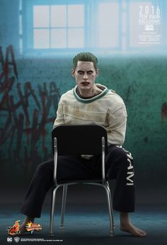 The Joker - Suicide Squad (Arkham Asylum Version)