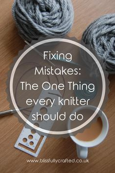 In this post, we're talking about fixing mistakes... And rock climbing. They might not seem like related topics, but I promise they are... Click through to find out how!