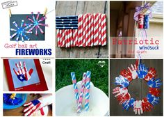simple july 4th crafts