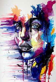 Coloured soul