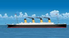 The RMS Titanic was a British luxury ocean liner that struck an iceberg and sank on the night of April killing over people. Titanic Sinking, Rms Titanic, Modern History, British History, Titanic Deaths, Atlantic Ocean, Southampton, Marina Bay Sands, Timeline
