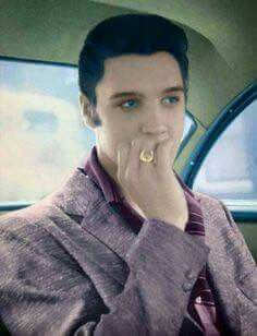 Awesome! Elvis Presley