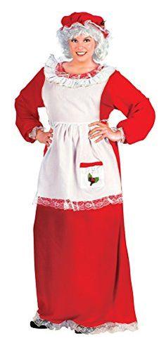 Fun World Costumes Women's Plus-Size Plus Size Adult Mrs.Claus Promo Suit, Red/White, X-Large Fun World http://www.amazon.com/dp/B002UG30YA/ref=cm_sw_r_pi_dp_Jd0jwb1CZCSR3