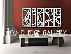 Extra Large Art  Metal Wall Art Art Decor by ColdEdgeGallery, $962.00