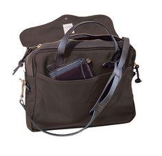 Filson Brown Original Briefcase FIL-70256-BR