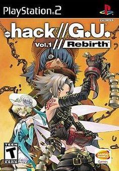 Playstation 2 - .hack//G.U. Vol. 1 Rebirth