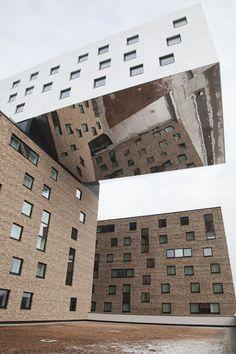 Nhow Hotel Berlin // NPS Tchoban Voss // Egernsund masterblend 12007