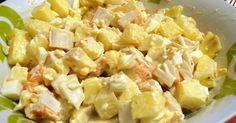 recetas sencillas dieta WW vinos restaurantes Spanish Food, Barbacoa, Pasta Salad, Potato Salad, Cooking Recipes, Yummy Food, Eat, Ethnic Recipes, Gastronomia