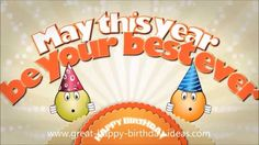 Cool Happy Birthday Song for you