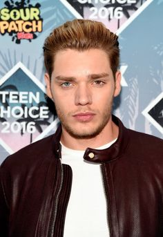 Dominic Sherwood, Actor: Shadowhunters. Actor Dominic Anthony Sherwood was born in Kent, South East England. After studying Drama and Theater Studies at schools in Maidstone, he left to work abroad starting in Kenya and moving for 6 months before returning to London. There he began work in several plays before being signed to an agency and getting work on TV and Film.