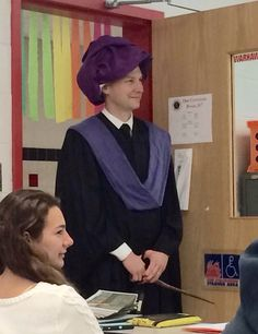 "lucifer-heminqs: "" MY SCHOOL'S ASSISTANT PRINCIPAL DRESSED UP AS PROFESSOR QUIRRELL FOR HALLOWEEN BECAUSE EVERYONE CALLS HIM VOLDEMORT SINCE HE LOOKS JUST LIKE HIM AND I AM YELLiNG """