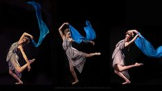 fabric movement | Fabric and movement triptych by ~moshunman on deviantART