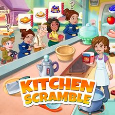 16 best general kitchen scramble game images images on pinterest pepper in action cooking up some recipes and serving her customers serve some for yourself solutioingenieria Choice Image