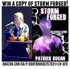 Want to win a free eBook of Storm Forged by author Patrick Dugan? https://www.amazon.com/ga/p/ad0fbb860c157d31#ln-afo