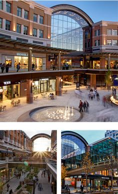 city creek center in salt lake city, Utah's new mall this place is pretty cool ive been there in ewinter and summer and in the winter the roof closes